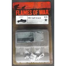 US201 - M3 Half-track (blister figurine Flames of War en VO)