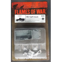 US201 - M3 Half-track (blister figurine Flames of War en VO)