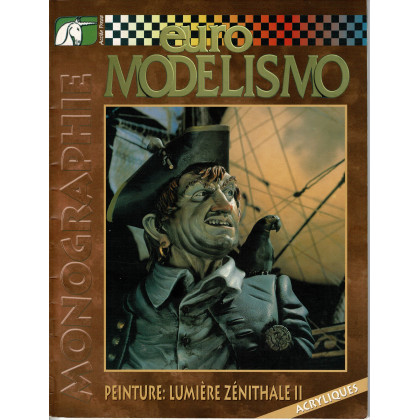 Euro Modelismo - Monographie N° 5 (magazine de figurines de collection en VF) 001