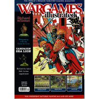 Wargames Illustrated N° 357 (The World's Premier Tabletop Gaming Magazine) 001