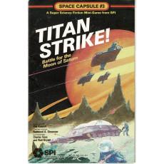 Space Capsule 3 - Titan Strike! (wargame de SPI 1979 en VO)