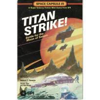 Space Capsule 3 - Titan Strike! (wargame de SPI 1979 en VO) 002