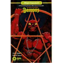 Magic Capsule 1 - Demons (wargame de SPI 1979 en VO) 001
