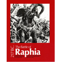 The Battle of Raphia 217 B.C. - Series 120 Games (wargame de GDW en VO)