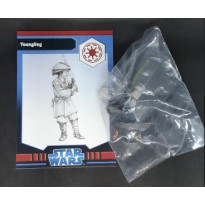 Youngling (figurine jeu Star Wars Miniatures en VO) 001