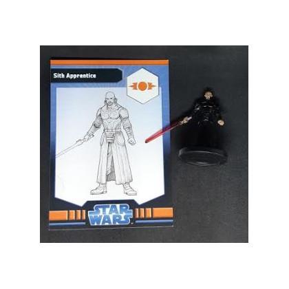 Sith Apprentice (figurine jeu Star Wars Miniatures en VO) 001