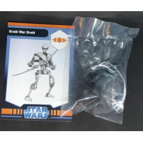 Krath War Droïd (figurine jeu Star Wars Miniatures en VO) 001