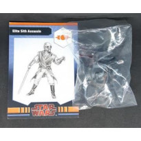 Elite Sith Assassin (figurine jeu Star Wars Miniatures en VO) 001