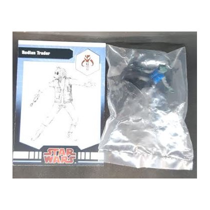 Rodian Trader (figurine jeu Star Wars Miniatures en VO) 001