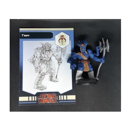 T'Surr (figurine jeu Star Wars Miniatures en VO) 002