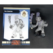 Talz Chieftain (figurine jeu Star Wars Miniatures en VO)