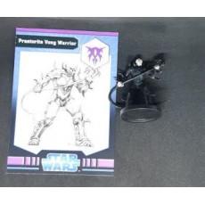 Praetorite Vong Warrior (figurine jeu Star Wars Miniatures en VO)