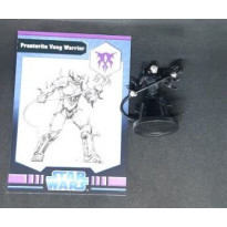 Praetorite Vong Warrior (figurine jeu Star Wars Miniatures en VO)