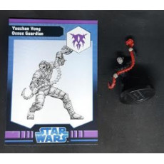 Yuuzhan Vong Ossus Guardian (figurine jeu Star Wars Miniatures en VO)