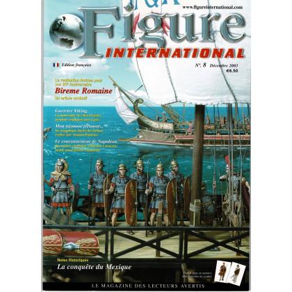 Figure International N° 8 (magazine de figurines de collection en VF) 001