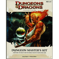Essentials - Dungeon Master's Kit (jdr Dungeons & Dragons 4 en VO)
