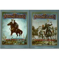 Les Royaumes Oubliés - Décor de Campagne (jdr AD&D 1ère edition en VF)