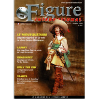Figure International N° 11 (magazine de figurines de collection en VF) 001