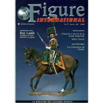 Figure International N° 1 (magazine de figurines de collection en VF) 001