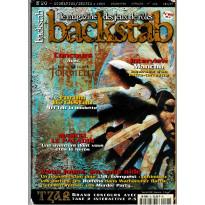 Backstab N° 20 (le magazine des jeux de rôles)