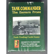 Tank Commander - The Eastern Front (Tank Trading Cards Game de Moments in History en VO)