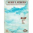 Simulations N° 11 - Revue trimestrielle des jeux de simulation (revue Cornejo wargames en VF) 003