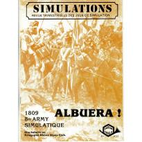 Simulations N° 12 - Revue trimestrielle des jeux de simulation (revue Cornejo wargames en VF) 003