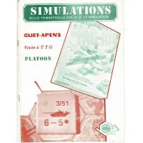 Simulations N° 16 - Revue trimestrielle des jeux de simulation (revue Cornejo wargames en VF) 002