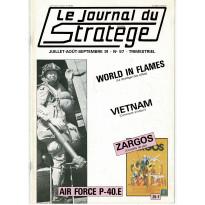 Le Journal du Stratège N° 57 (revue de jeux d'histoire & de wargames)