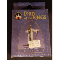 Blue Wizard of the South (The Lord of the Rings 32 mm Collectable Series en VO) 001