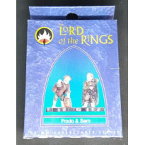 Frodo & Sam (The Lord of the Rings 32 mm Collectable Series en VO) 001
