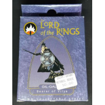 Gil-Galad - Bearer of Vilya (The Lord of the Rings 32 mm Collectable Series en VO)
