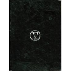 Vampire L'Age des Ténèbres - Portfolio goodies (jdr Arkhane Asylum en VF)