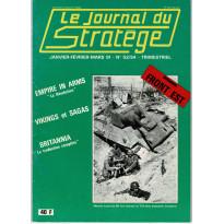 Le Journal du Stratège N° 53-54 (revue de jeux d'histoire & de wargames)