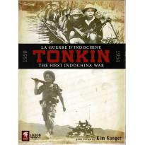 Tonkin - The First Indochina War 1950-1954 (wargame de Legion Wargames en VO) 001