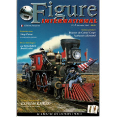 Figure International N° 4 (magazine de figurines de collection en VF)