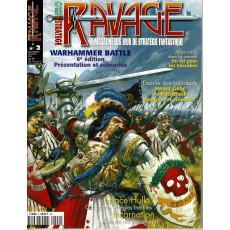Ravage N° 2 (le Magazine des Jeux de Stratégie Fantastique)