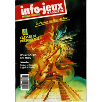 Info-Jeux Magazine N° 7 (La Passion des jeux de rôles) 011