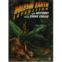 Les Mystères de la Terre Creuse (jdr Hollow Earth Expedition en VF) 008