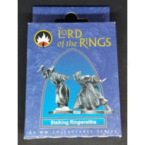 Stalking Ringwraiths (The Lord of the Rings 32 mm Collectable Series en VO)