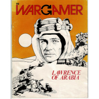 The Wargamer N° 25 - Lawrence of Arabia (magazine de wargames en VO) 001