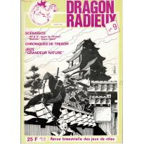 Dragon Radieux N° 9 (revue de jeux de rôle et de plateau) 003