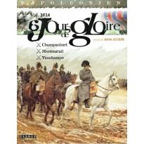6 Jours de Gloire 1814 (wargame en VF) 001