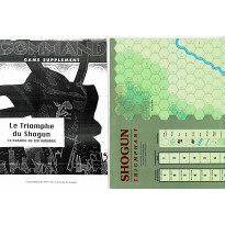 Le Triomphe du Shogun - La bataille de Sekigahara (Command Game Supplement n° 23 en VF)