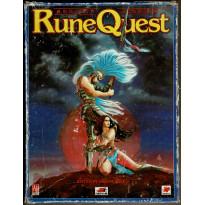 Runequest - Boîte de base (jdr d'Oriflam en VF)