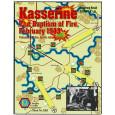 Kasserine - The Baptism of Fire, February 1943 (wargame ziplock de FGA en VO) 001