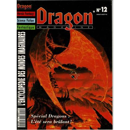 Dragon Magazine N° 12 (L'Encyclopédie des Mondes Imaginaires) 008