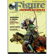 Figure International N° 10 (magazine de figurines de collection en VF) 001