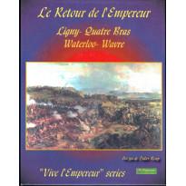 Le Retour de l'Empereur (wargame de Pratzen Editions en VO)