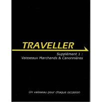 Traveller - Vaisseaux Marchands & Canonnières (jdr Mongoose Publishing en VF) 001